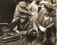 Women At War The Ats